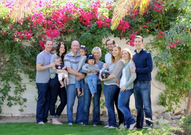 Collins Family Picture 2012