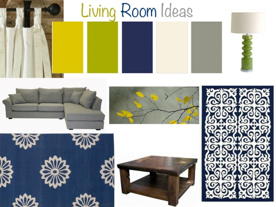 living-room-inspiration-board